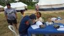 ATENCIÓN EN ALBERGUES Y CAMPAMENTOS A CAUSA DE INUNDACIONES EN TRINIDAD - BENI